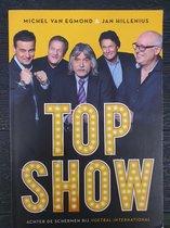 Boek cover Topshow van Michel van Egmond (Paperback)