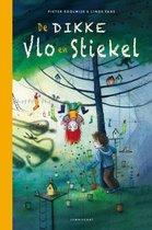 Boek cover De Dikke Vlo en Stiekel van Pieter Koolwijk