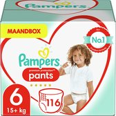 Pampers Premium Protection Pants Luierbroekjes - M