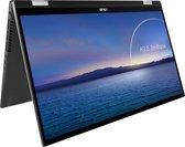 ASUS ZenBook Flip 15 UX564PH-EZ010T Hybrid - Creator Laptop - 15.6 inch - Touchscreen - Grijs