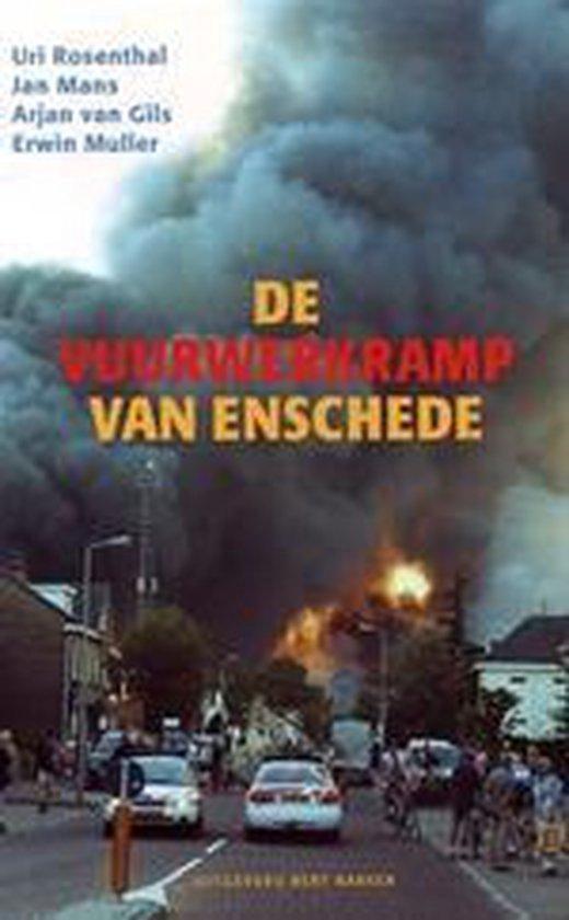 Vuurwerkramp Van Enschede