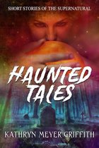 Omslag Haunted Tales