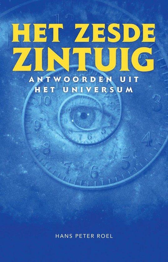 Boek cover Het Zesde Zintuig van Hans Peter Roel (Onbekend)