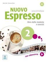 Nuovo Espresso 2 libro + ebook interattivo
