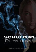 Omslag De Weduwe
