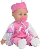 Laura Babbling - 38 cm - babypop