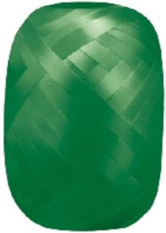 Globos Nordic Cadeaulint 20 M X 5 Mm Polyester Groen 24 Stuks