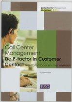 De p-factor in customer contact