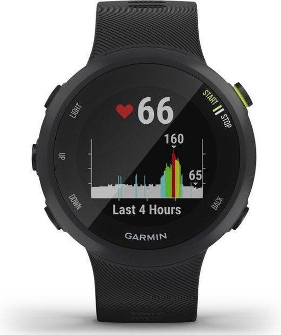 Garmin Forerunner 45S - GPS Sporthorloge - 39 mm - Zwart