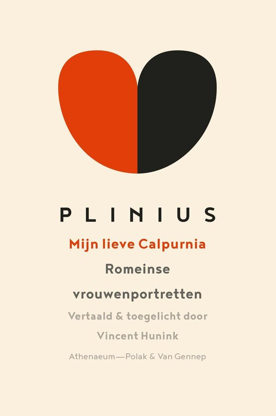 Mijn lieve Calpurnia - Plinius |