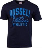 Russell Athletic - Athletic Short Sleeve Crewneck Tee - Heren - maat M