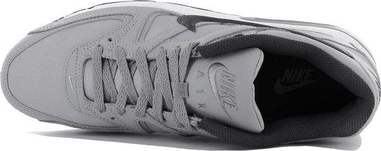 Nike Air Max Command Leather Heren Sneakers - Wolf Grey/Black - Maat 44.5