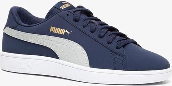 Puma Smash V2 Buck heren sneakers - Blauw - Maat 42