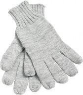 Gebreide handschoenen L/XL rood