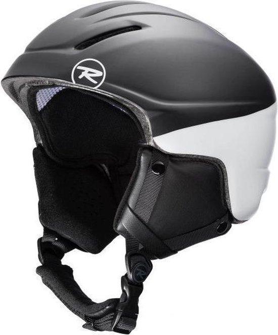 RH2 Easy Fit Zwart - skihelm - Maat: L / XL 59 - 62 cm