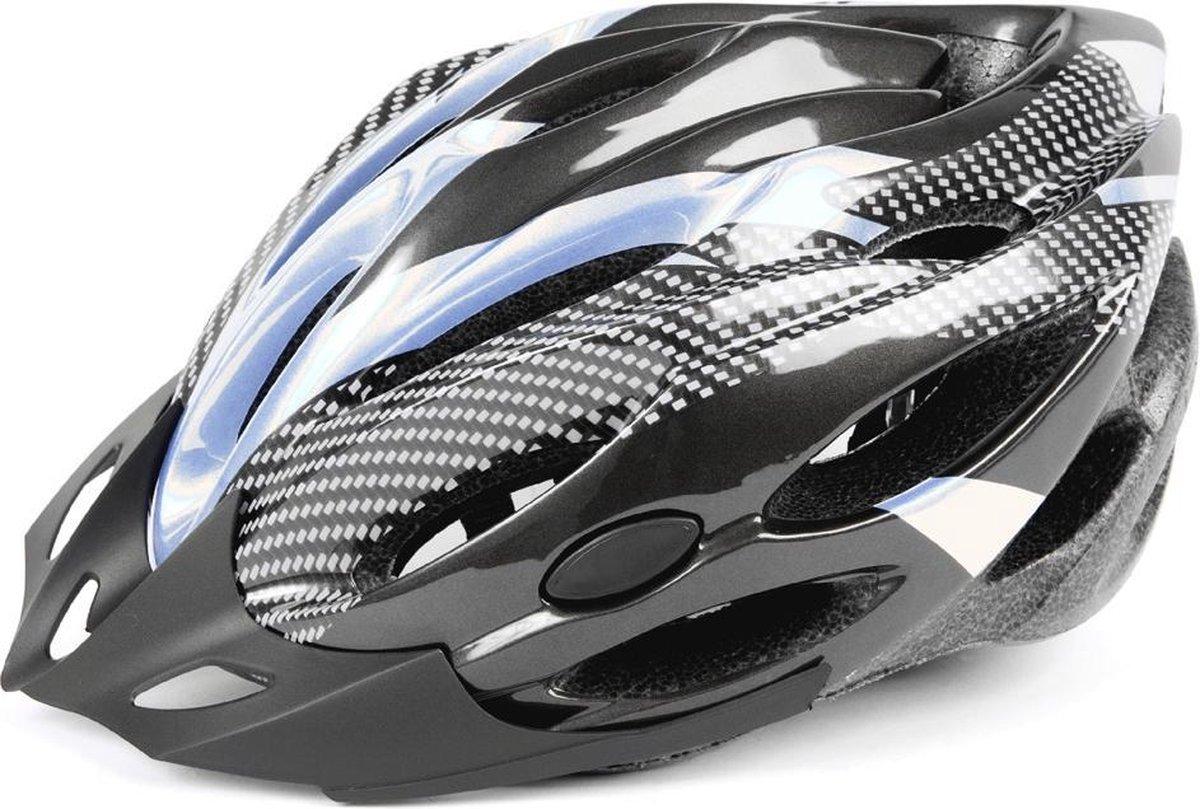 Mirage helm Allround 58-62 zw/zi