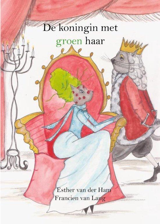 De koningin met groen haar AVI M5 - Esther van der Ham | Readingchampions.org.uk