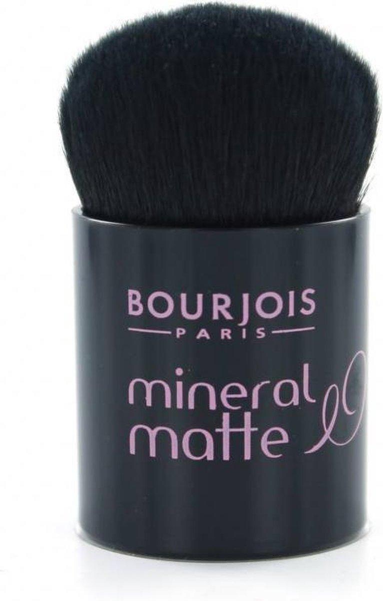 Bourjois Mineral Matte Brush Make-up Kwast - Bourjois