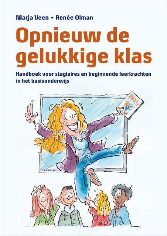 Opnieuw de gelukkige klas - Marja Veen |