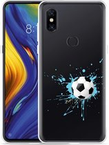 Xiaomi Mi Mix 3 Hoesje Soccer Ball