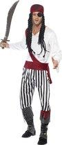 """""""Piraten pak voor mannen  - Verkleedkleding - Medium"""""""