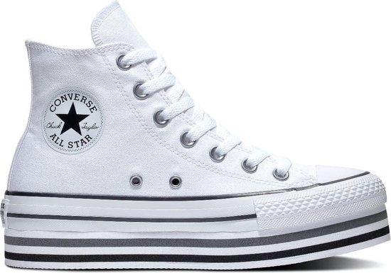Converse All Stars Chuck Taylor Eva Lift-Hi 564485C Wit-39