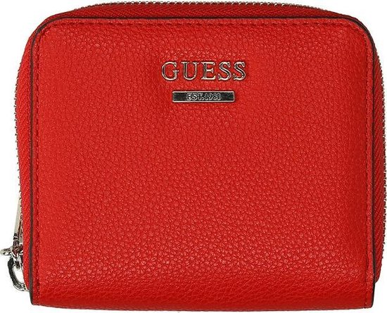 Guess Michy portemonnee S red