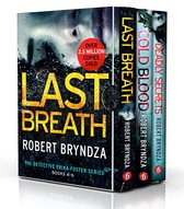 The Detective Erika Foster Series: Books 4–6