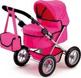 Bayer - Poppenwagen Trendy - Roze