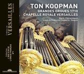 Grandes Orgues 1710 Chapelle Royale Versailles