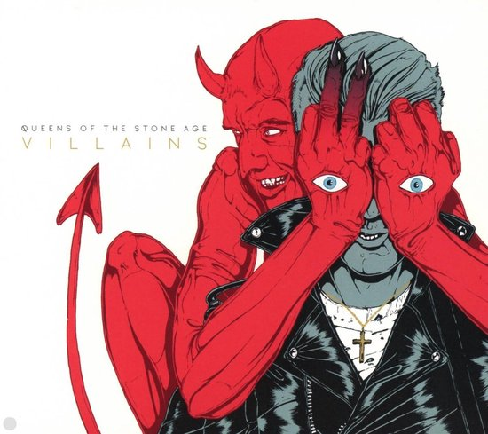 CD cover van Villains van Queens Of The Stone Age