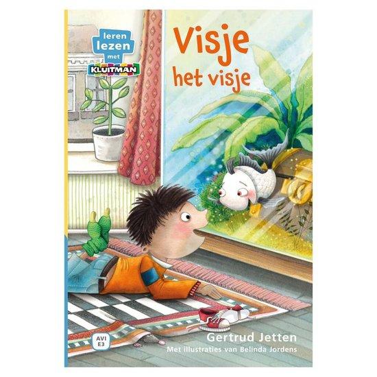 Leren lezen met Kluitman - Visje het visje - Gertrud Jetten |