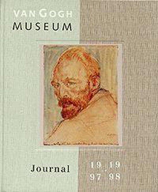 Cover van het boek 'Van Gogh Museum journal / 1997-1998'