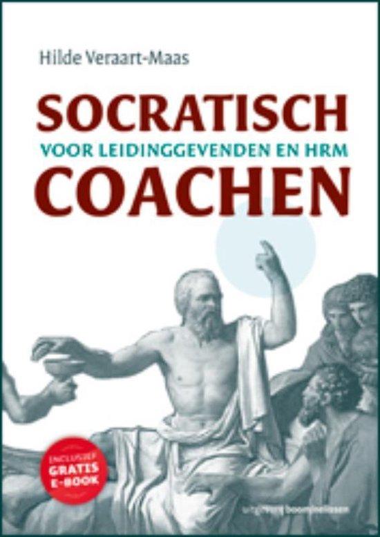 Cover van het boek 'Socratisch Coachen Voor Leidinggevenden En Hrm + + Gratis E-Book'