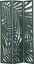 WOOOD Harper Kamerscherm - Hout - Warm Groen - 170x120x2