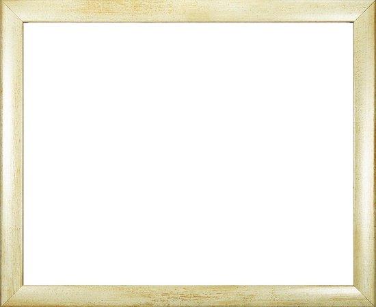 Homedecoration Colorado – Fotolijst – Fotomaat – 23 x 37 cm – Zandkleur geborsteld