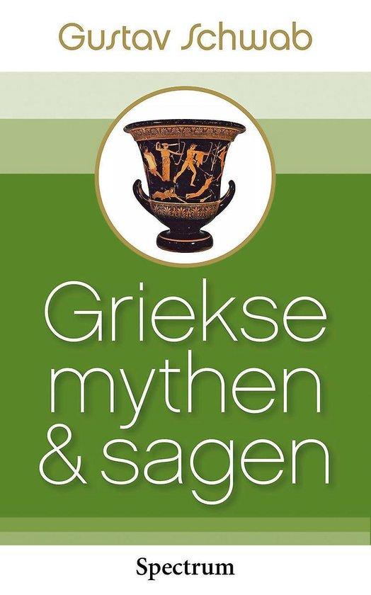 Griekse mythen en sagen - Gustav Schwab | Fthsonline.com
