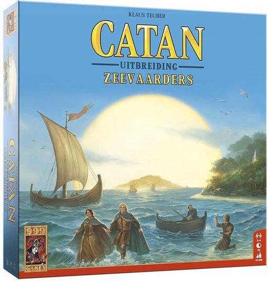Catan: Zeevaarders Bordspel