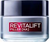L'Oréal Paris Revitalift Filler Dagcrème - Anti Rimpel - 50 ml