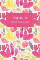 Sophie's Pocket Posh Journal, Tulip