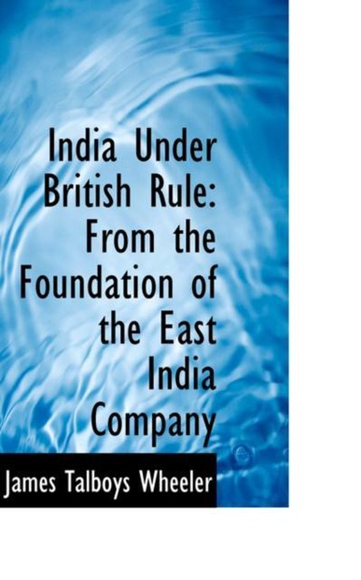 India Under British Rule