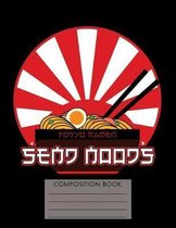 Send Noods Composition Book
