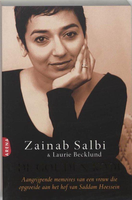 De gouden kooi - Zainab Salbi |