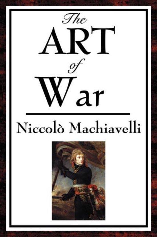 Boek cover The Art of War van Niccolò Machiavelli (Paperback)