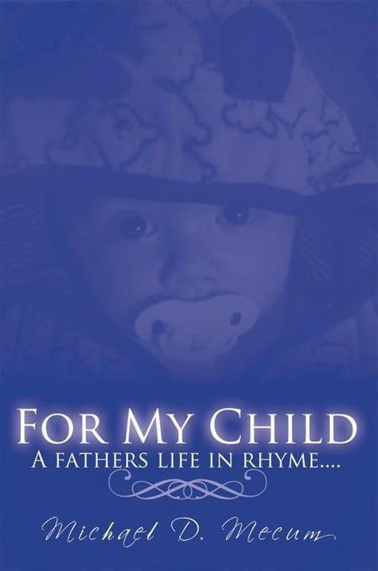 Omslag van For My Child
