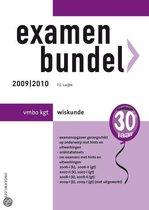 Examenbundel / 2009/2010 vmbo-KGT Wiskunde