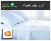 Hotel Laken 16A  100% Katoen 175g. g/m2  Wit - Eenpersoons XL 160x300/4cm