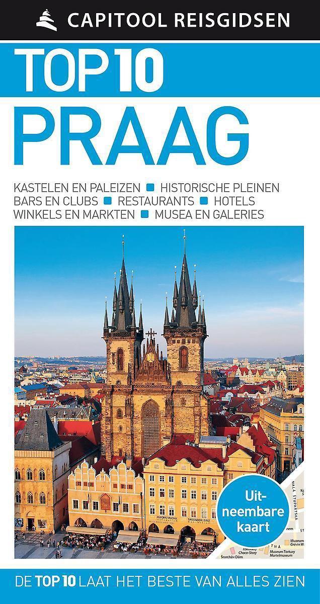Capitool Reisgidsen Top 10  -   Praag - Capitool