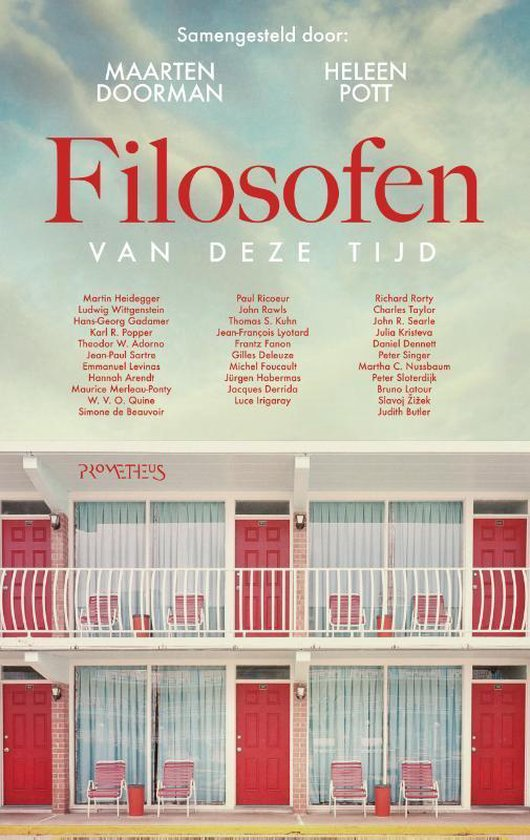 Filosofen van deze tijd - Maarten Doorman |