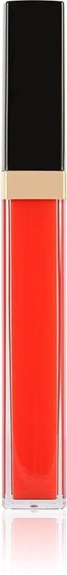 Chanel Rouge Coco Gloss Moisturizing Glossimer - 802 Living Orange - lipgloss